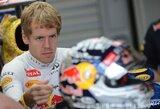 """S.Vettelis: """"Dėl titulo vis dar kovoja labai daug sportininkų"""""""