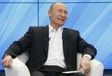 Beprotiška istorija: kaip į kelnes pridėjusi MMA kovotoja susitiko su V.Putinu