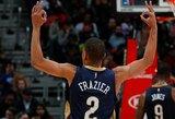 """""""Wizards"""" ir """"Pelicans"""" ekipos atliko mainus"""