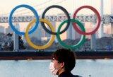 Olimpinių žaidėjų gelbėjimo planas: ieškoma būdų, kaip paskiepyti visus dalyvius