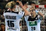 K.Naidzinavičius sužaidė geriausias pasaulio čempionato rungtynes, o vokietės įveikė olandes