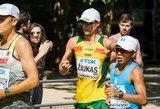 M.Žiūkas beveik minute pagerino asmeninį rekordą ir tapo Australijos vicečempionu