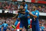 """""""Emirates Cup"""" turnyre pergalėmis džiaugėsi """"Arsenal"""" ir """"Sevilla"""" klubai"""