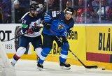 Suomiai nugalėjo britus ir tapo pasaulio čempionato grupės lyderiais