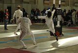 Lietuvių jauniai špagininkai – pasaulio čempionate Bulgarijoje