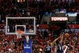 """Ch.Paulo dvitaškis su sirena išplėšė """"Clippers"""" antrą pergalę"""