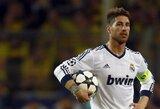 """S.Ramosas: """"I.Casillasui dabar nelengva"""""""