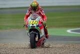 """D.Brivio: """"V.Rossi nebegalėjo laukti, kol """"Ducati"""" grįš į pergalių kelią"""""""