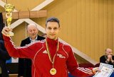 "ITTF ""Challenge"" stalo teniso turnyras Minske M.Skučui buvo nesėkmingas"