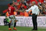 """Klaidos brangiai kainuoja: """"Manchester United"""" trukdis derybose su svarbiais žaidėjais – milžiniškas A.Sanchezo atlyginimas"""