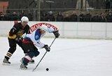 Baigėsi Lietuvos ledo ritulio čempionato reguliarusis sezonas