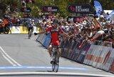 G.Bagdono komandos draugas dviračių lenktynėse Australijoje pratęsė kovą dėl aukščiausių vietų
