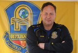 K.Sarsanija – žmogus Lietuvos futbole nusipelnęs paminklo
