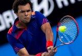 Hopmano taurę pirmą kartą istorijoje iškovojo Prancūzijos tenisininkai