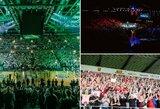 Vyriausybės nutarimas: dvi savaites visi sporto renginiai Lietuvoje turės vykti be žiūrovų