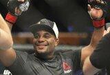 Nuspręsta: D.Cormieriui grįžta UFC pussunkio svorio kategorijos čempiono titulas!