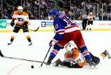 """""""Flyers"""" nutraukė """"Rangers"""" pergalių seriją"""