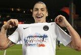 """""""Monaco"""" bandys įsigyti Z.Ibrahimovičių?"""