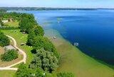 Sudeikiuose baigėsi Lietuvos atviro vandens plaukimo čempionatas