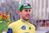 G.Bagdonas laimėjo dviračių lenktynes Belgijoje