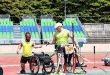 Olimpinėje dienoje – varžytuvės su neįgaliųjų sporto žvaigždėmis