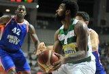 """""""Maccabi"""" įsigijo Turkijoje solidžiai žaidusį gynėją"""