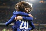 """Europos lyga: """"Chelsea"""" sutriuškino nukraujavusius švedus ir žengė į aštuntfinalį"""