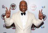 M.Tysonas sutriko išgirdęs klausimą apie savo seksualinį gyvenimą