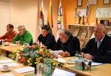 LTOK trenerių komisijoje - nerimas dėl finansų