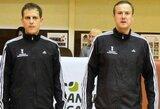 Lietuvos rankinio arbitrai ruošiasi atrankai į olimpines žaidynes
