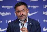"""Paaiškėjo data, kada vyks """"Barcelonos"""" prezidento rinkimai"""