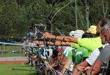 Pasaulio šaudymo iš lanko čempionate lietuviai nepateko į atkrintamąsias varžybas