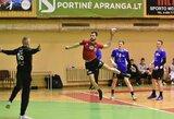 """Svarbus """"Dragūno"""" žingsnis Baltijos lygos finalo ketverto link"""