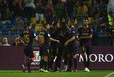 """Ispanijos """"La Liga"""" pasirašė transliacijų sutartį su """"Facebook"""""""