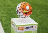 """Sportradar"" parama A lygai – 0,5 milijono eurų!"