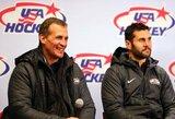 Be NHL žaidėjų vyksianti olimpiada leis komandoms pasiruošti taip, kaip jos nėra įpratusios