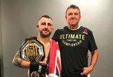Naujasis svorio kategorijos iki 66 kg UFC čempionas A.Volkanovski: kaip 97 kg regbio žaidėjas dėl traumos perėjo į kovos menus ir pradėjo dominuoti stipriausioje pasaulio MMA organizacijoje