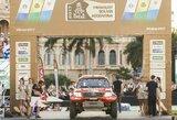 """Aštuntą kartą ant Dakaro podiumo lipęs A.Juknevičius: """"Tikiuosi, kad padovanosim Lietuvai daug įsimintinų akimirkų"""""""
