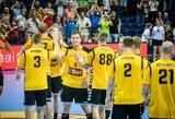 Lietuvos rankinio rinktinė pasaulio čempionato atrankoje sužaidė lygiosiomis su Pekino olimpiniais vicečempionais (atnaujinta 23:53 val.)