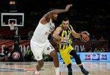 Graikijos rinktinės strategas optimistiškai nusiteikęs dėl K.Slouko dalyvavimo pasaulio čempionate
