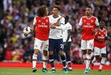 """Arši kova, nevaldomos aistros ir konfliktai: šiaurinio Londono derbis pažymėtas """"Arsenal"""" lygiosiomis su """"Tottenham"""""""