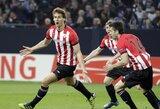 """""""Athletic"""" klubas tęsia įspūdingą pasirodymą Europos lygos turnyre"""