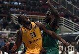 """""""Maccabi"""" nusitaikė į tris Vokietijoje žaidusius aukštaūgius"""