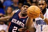 G.Arenasas treniruojasi individualiai ir bandys sugrįžti į NBA