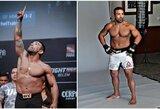 Dar vieno UFC kovotojo organizme rasti arkliams skirti vaistai