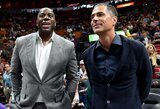 """""""Lakers"""" stovykloje – didėjantis pesimizmas dėl A.Daviso mainų"""