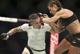 Ilgai laukti nereikėjo: UFC reitingo lyderė metė iššūkį R.Namajunas