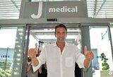 """G.Buffono agentas atskleidė: """"Sugrįžimas į """"Juventus"""" buvo visiškai netikėtas"""""""
