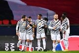"""Čempionų lyga: """"Man Utd"""" 87-ąją minutę išplėšė pergalę prieš PSG"""