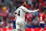 """Legendinis futbolininkas L.Figo: """"S.Ramosas nusipelnė laimėti """"Ballon d'Or"""" apdovanojimą"""""""